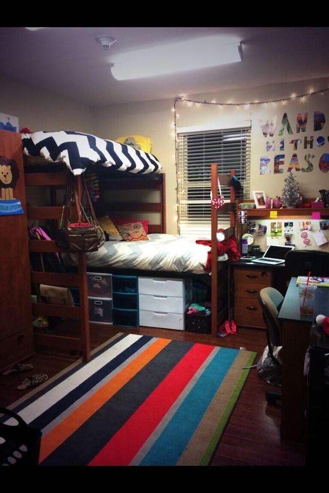 University of Arkansas maple hill dorm