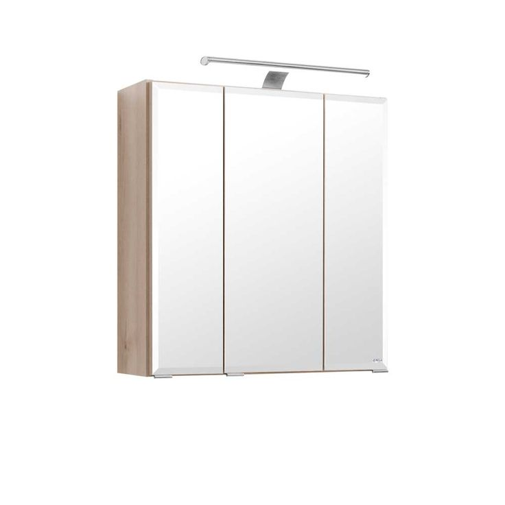3D Spiegelschrank in Buche hell 60 cm breit Jetzt bestellen unter: https://moebel.ladendirekt.de/bad/badmoebel/spiegelschraenke/?uid=e8fa8388-a564-558a-b7ab-f55c629d824b&utm_source=pinterest&utm_medium=pin&utm_campaign=boards #badezimmerkommode #bad #beistellschrank #spiegelschrank #spiegelschraenke #badschrank #badmoebel #badspiegelschrank #spiegel #badeschrank #lichtspiegelschrank #badezimmerspiegelschrank #badezimmer