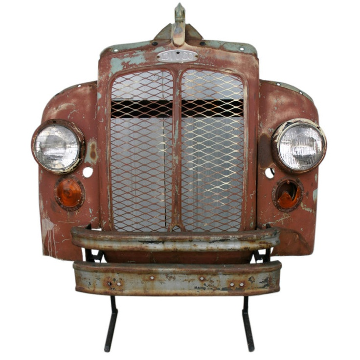 1940's Delivery Truck Grille