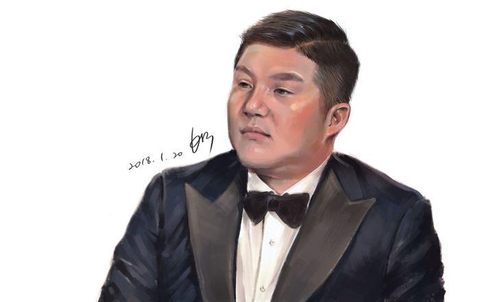 """내 @Behance 프로젝트 확인: """"Comedian Choseoho in Korea"""" https://www.behance.net/gallery/61714289/Comedian-Choseoho-in-Korea"""