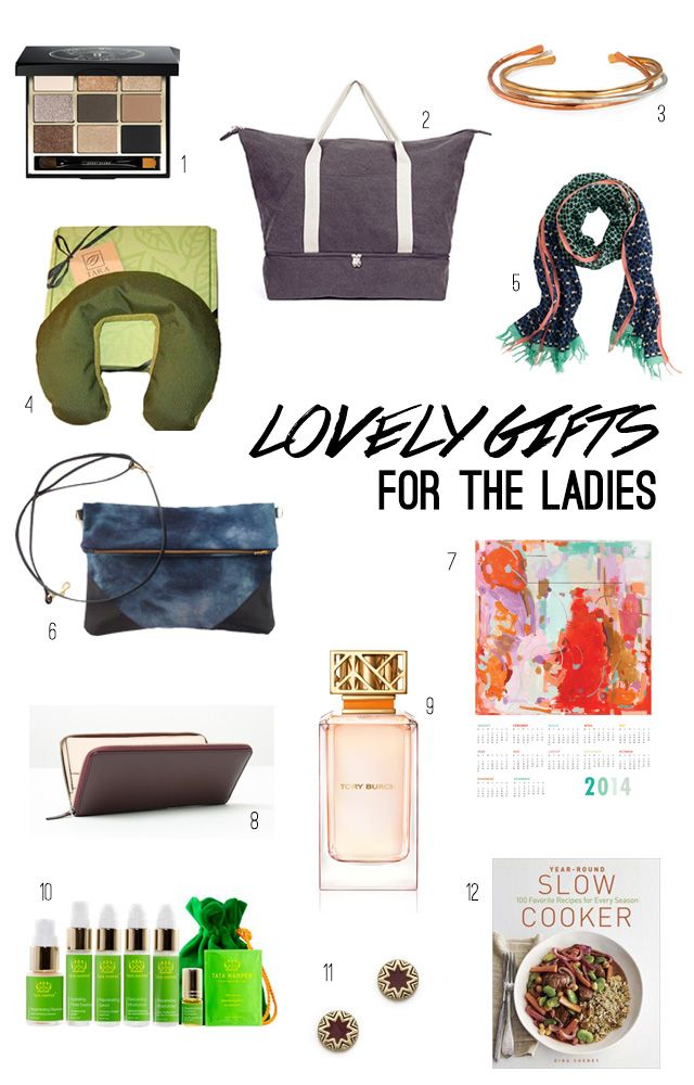 Best Gift For Ladies Part - 23: Gifts For The Ladies (your Mom, Sister, Or Best Friend) - A Girl Named PJ