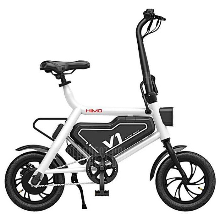 Himo Folding Bike Electric Moped Bicycle For 549 99 Http Www