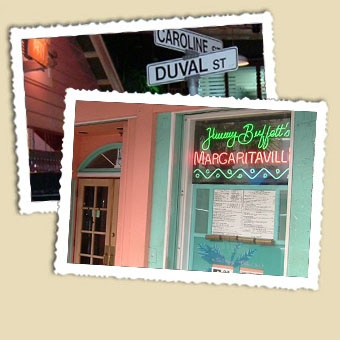 Margaritaville in Key West  The Original!!!!  Hoping to go there if my sis gets married in Key West next year like she claims!!!!