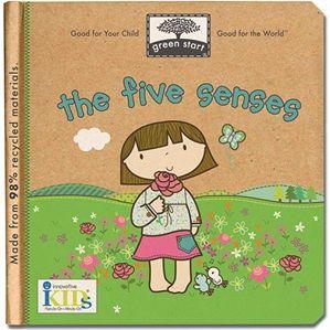 Green Tree Books | Five Senses at little green footprints