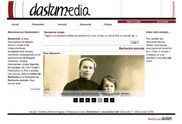 DASTUMEDIA : DASTUM NUMÉRISE LE PATRIMOINE ORAL BRETON Des étudiants discutant en breton, quelques enseignants de la faculté, ainsi qu'une poignée de passionnés étaient présents mercredi 29 mars 2017 à la Bibliothèque Universitaire de Rennes2 pour assister à la présentation de l'association Dastum, et surtout à celle de sa base de données en ligne... https://www.unidivers.fr/dastum-memoire-bretagne-numerique/ https://www.unidivers.fr/wp-content/uploads/2017