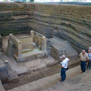 Joya de Cerén Archaeological Site Agua Escondida, El Salvador ©Vincent Ko Hon Chiu Author: Vincent Ko Hon Chiu