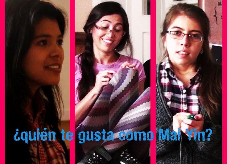 #QuéMaiYinCuálLuciana #CastingPresencial #Actrices