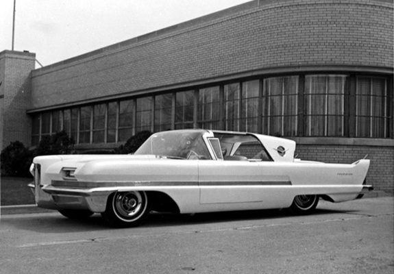 1956 Packard Predictor Concept Car - (Packard Motor Car Company Detroit, Michigan 1899-1958)
