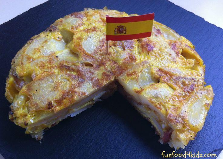 Around the World in 18 Breakfasts, Week 10: Spain - Potato and chorizo tortilla