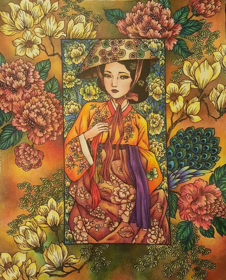 <moon blossoms coloring book><moon blossoms><katrina pallon>