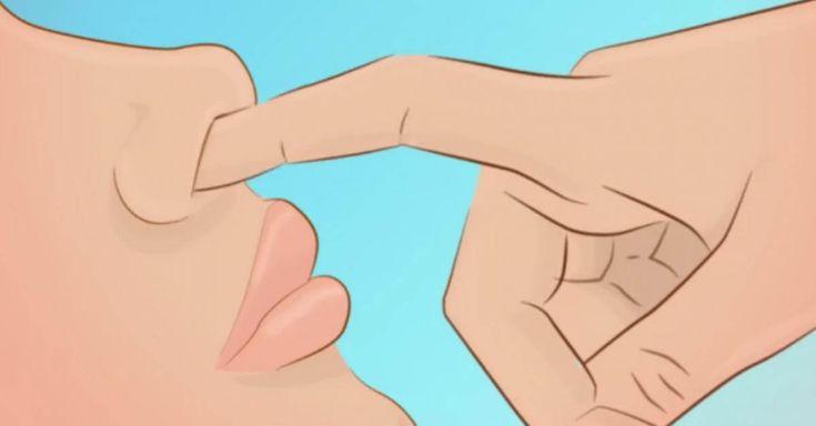 Fantástico! Conheça os perigos de cutucar o nariz - # #coceira #infeção #nariz