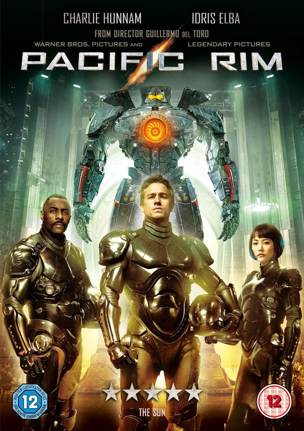 Pacific Rim (2013) -- Far better than I had thought it would be... Such a happy surprise...  #AliensHaveLandedFestival