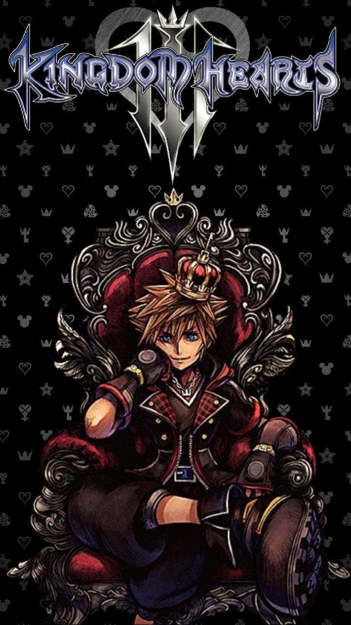 Kingdom Hearts Image By Timmy Kingdom Hearts Wallpaper Kingdom