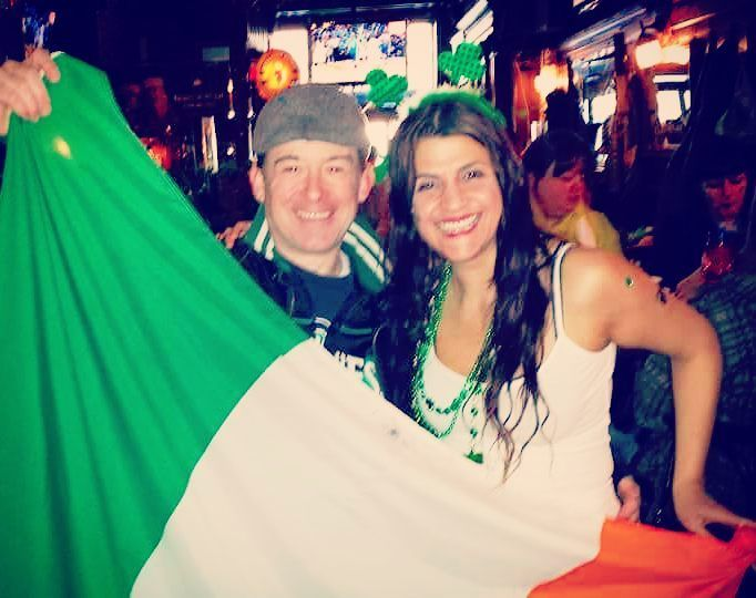 Tonight's #Montreal Hockey Trivia is dedicated to @MurphysLaw74 because we miss that Mad Irish Bostonian!
