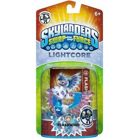 Skylanders Swap Force Flashwing Lightcore Character Pack (Universal)