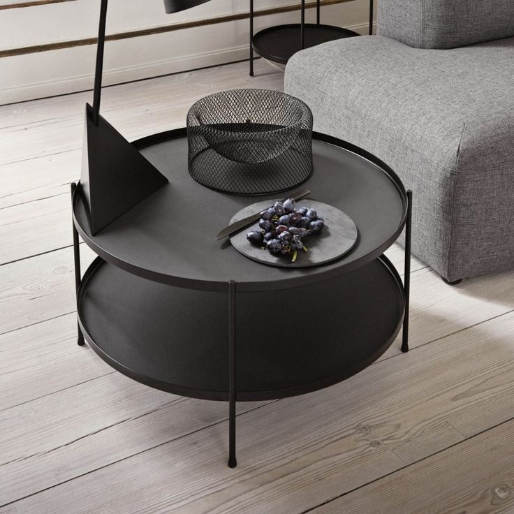 TRAY side table M by BOLIA. Design by Kaschkasch. Decoration and contemporary furniture in Paris.