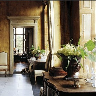 Neutral Earthy Tones Are Just Super Soothing In This European Chateau Architecture Pinterest
