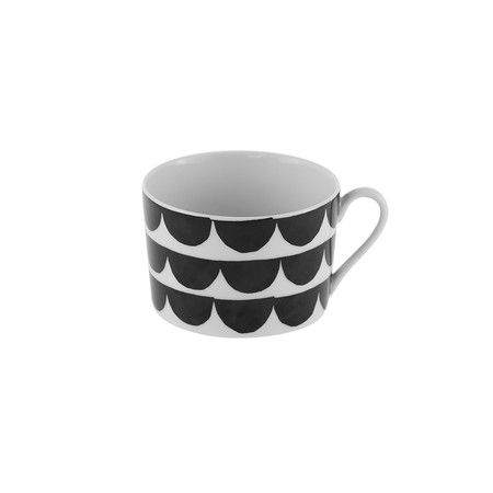 House of Rym - Just My Cup Of Tea - Cup - Tu Es La Vague / Black