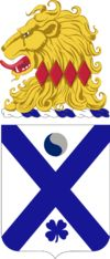114th Infantry Regiment is an Infantry regiment of the New Jersey Army National Guard.