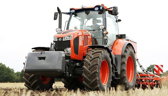 Tracteur | Produits | Site mondial de Kubota: Français