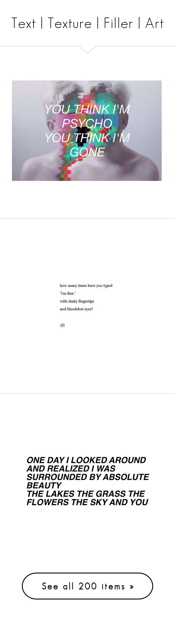 """Text 