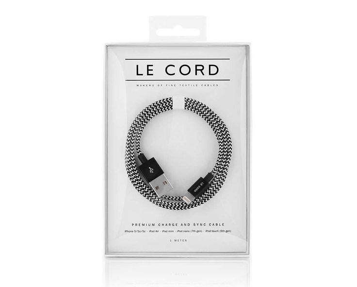 Le Cord Lightning till USB 1m Eero | Macforum
