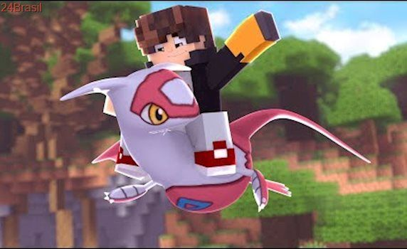 Minecraft: AVENTURA POKEMON - LATIAS  - ‹ JUAUM › #19