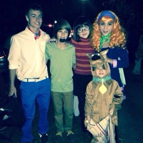 Girl Meets World Cast Scooby Doo