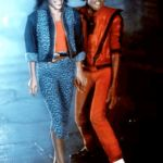 New Photos Of The Woman In Michael Jacksons Thriller Video That Was Shot 35 Years Ago
