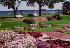 Rose Garden at Lynch Park; Beverly, MA