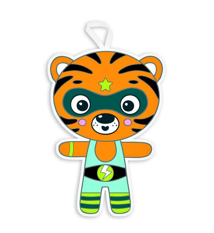 Avenue Mandarine Super Anim Boyama Tigri - 52482