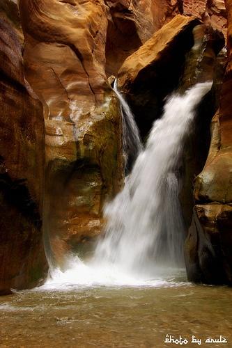 Wadi Al Mujib ,Jordan