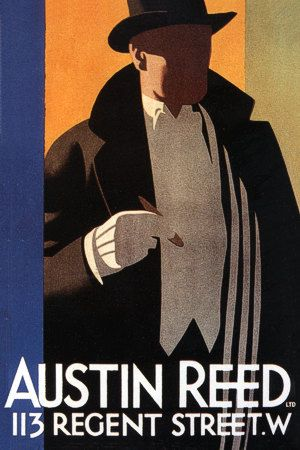 Austin Reed Ad, by Tom Purvis