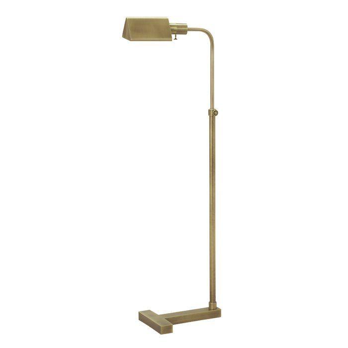 Sharen 53 Task Floor Lamp With Images Task Floor Lamp Floor Lamp Brass Floor Lamp