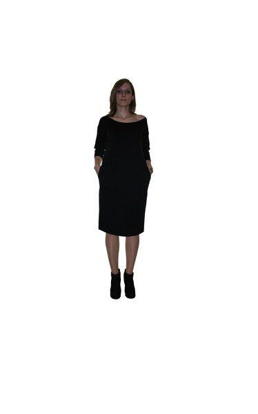 Sukienka  mała czarna 40. w HeWoj na DaWanda.com