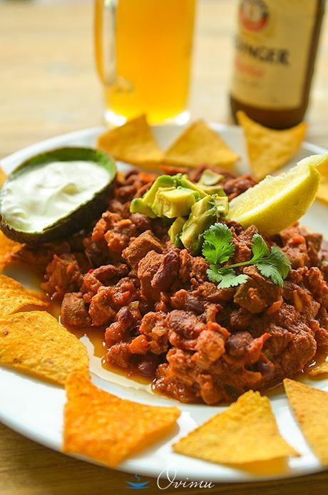 Южно-американский гуляш или чили кон карне - Foodclub — кулинарные рецепты с пошаговыми фотографиями
