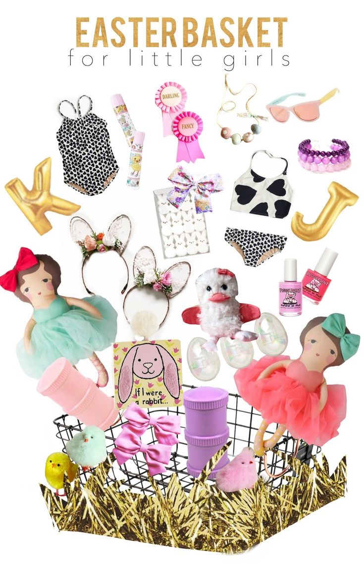 124 best easter basket fillers for toddler and baby images on easter basket ideas for girls negle Image collections