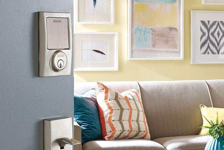 Access Your Home Using Your iPhone With The Schlage Sense HomeKit Door Lock