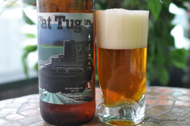 A review of one of the more popular #IPA beers in #Vancouver Fat Tug IPA