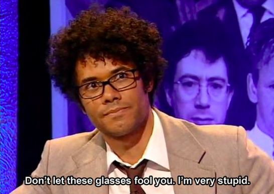 You got: Richard Ayoade  You and Richard would have a civilised meal together with slightly too much red wine. He'd tell you amusing anecdotes from his past, where he comes across as an awkward, but loveable fool. You'd talk about politics for a bit, but then get too drunk and end up talking about which member of the spice girls was the best (Posh obviously). BBC