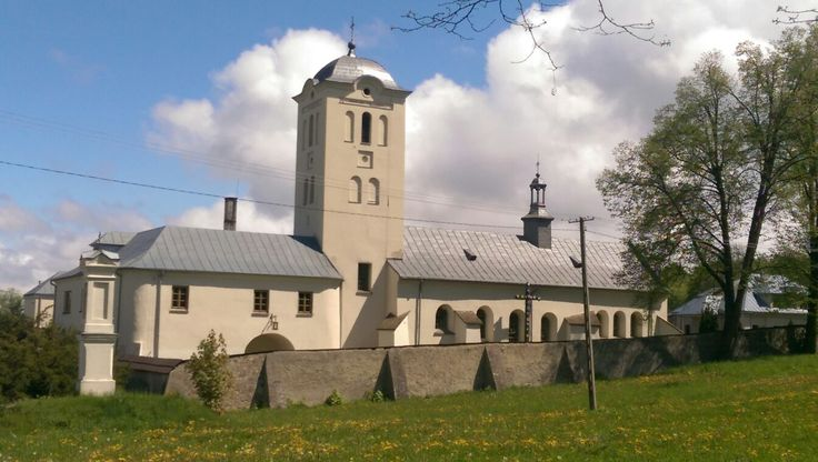 Klasztor Sióstr Bernardynek - Św. Katarzyna k. Kielc - Polska
