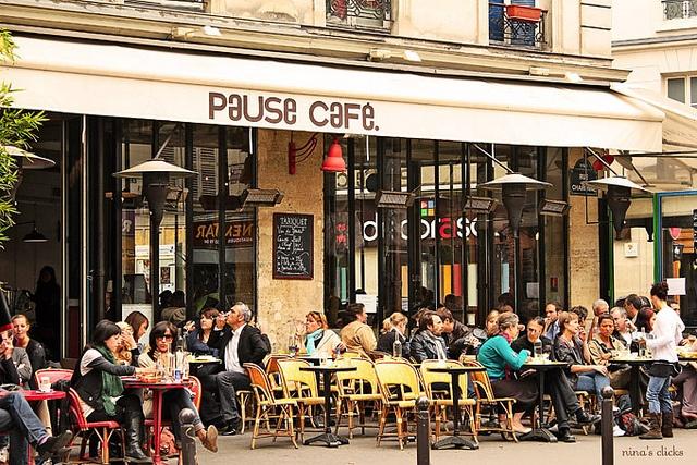 Restaurant Pause Caf Ef Bf Bd Rue Charonne