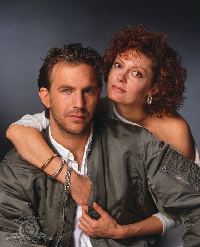 """Loved Kevin Costner in """"Bull Durham"""", """"Revenge"""" (sexy movie) and """"Tin Cup"""" was one of my favorites:)"""