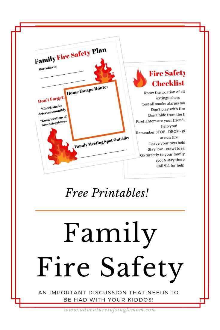 Family Fire Safety Plan With Printables Fire Safety For Kids Family Fire Safety Plan Family Fire Safety [ 1102 x 735 Pixel ]