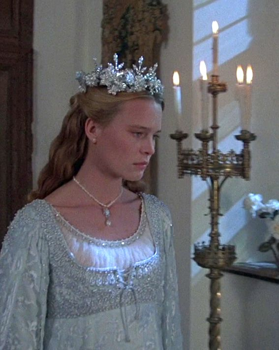 Robin Wright as Princess Buttercup in The Princess Bride - 1987