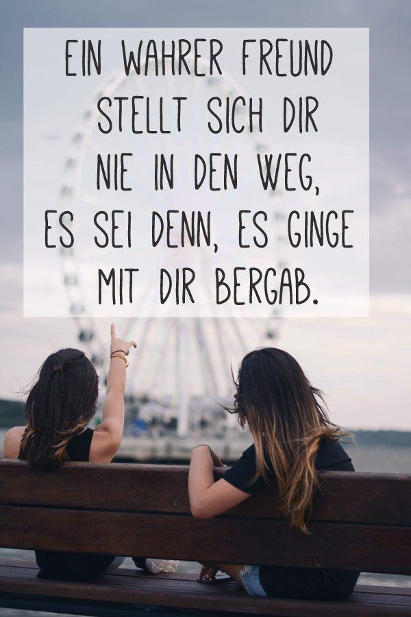 Freundschaft lässt das Herz schöner werden