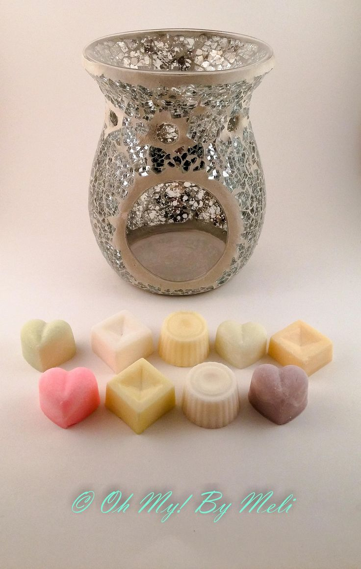 http://www.ohmybymeli.com.au/ Instead of using such harsh and cheap smelling fragrance oils in oil burners, my natural soy wax melts are a more natural and cheaper alternative. Just pop a melt in the oil burner's dish, and light a tealight underneath. Let the aroma take you away...