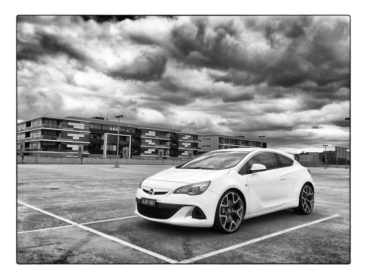 Opel Astra OPC - Vauxhall Astra VXR 2014