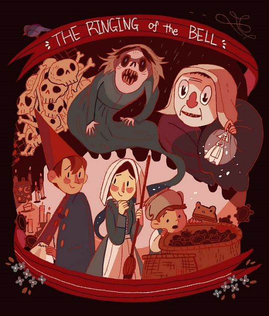 One Of My Favourite Chapters So Similar To Spirited Away If You Realize Over The Garden Wall