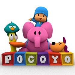 Pocoyo Playset #Apps Launch to Help Boost School Readiness in #Hispanic #Preschoolers